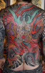 Oakland Tattoo Artist Jason Phillips 1