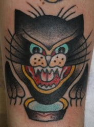 Oakland Tattoo Artist Jason Phillips 2