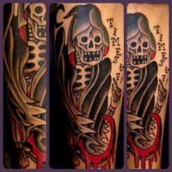 Oakland Tattoo Artist Jason Phillips 4
