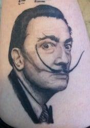 Oakland Tattoo Artist Peter Duddington 2