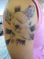 Oakland Tattoo Artist Rocio Arteaga 1