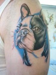 Oakland Tattoo Artist Rocio Arteaga 2