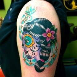 Oklahoma City Tattoo Artist Ashley Smith 2