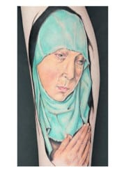 Oklahoma City Tattoo Artist Cassie Stover 3