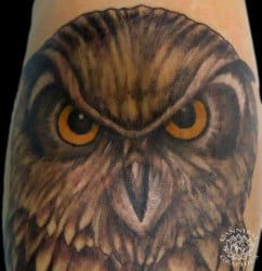 Oklahoma City Tattoo Artist Curtis Fletcher 3