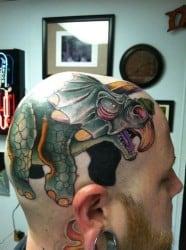 Oklahoma City Tattoo Artist Jamil Jackson 2