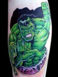 Oklahoma City Tattoo Artist Jamil Jackson