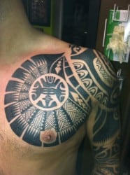 Oklahoma City Tattoo Artist Josh 3