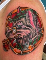 Oklahoma City Tattoo Artist Kelly Barr 2