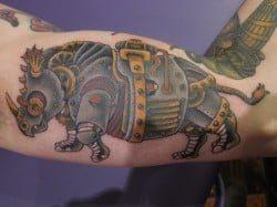 Philadelphia Tattoo Artist Eric Eaton 2