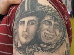 Philadelphia Tattoo Artist Eric Eaton 4