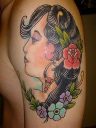Philadelphia Tattoo Artist Jason Goldberg 4