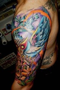 Philadelphia tattoo artist joey knuckles 1 best artists for Best tattoo shops in bakersfield ca