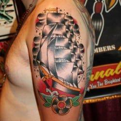 Philadelphia Tattoo Artist Myke Chambers 3