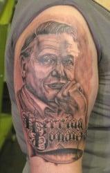 Portland Tattoo Artist Brian Wilson 1