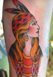 Portland Tattoo Artist Dan Gilsdorf 2