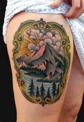 Portland Tattoo Artist Dan Gilsdorf