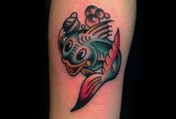 Portland Tattoo Artist Joel Baca 3