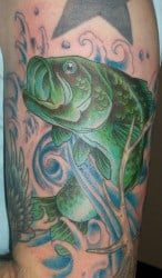 Portland Tattoo Artist Lucky Malony 1
