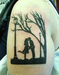 Portland Tattoo Artist Maki Shindo