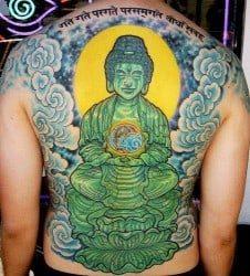 Portland Tattoo Artist Ms. Mikki 1