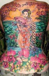 Portland Tattoo Artist Ms. Mikki 3
