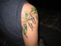 Portland Tattoo Artist Rachel Gilbert 1