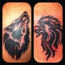 Sacramento Tattoo Artist Binj Wilson 2