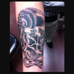 Sacramento Tattoo Artist Binj Wilson 4