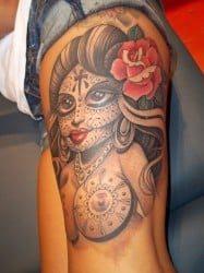 Sacramento Tattoo Artist Brent Patten 3