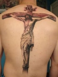 Sacramento Tattoo Artist Gary Burton 2