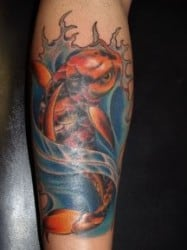 Sacramento Tattoo Artist Gary Burton 3