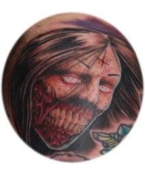 Sacramento Tattoo Artist Gary Burton 4