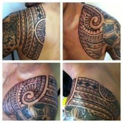 Sacramento Tattoo Artist Jaye 2