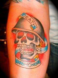Sacramento Tattoo Artist RJ Hitchcock 1