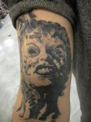Sacramento Tattoo Artist Tyler 2