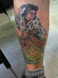 Sacramento Tattoo Artist Tyler 3