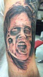 Sacramento Tattoo Artist Tyler 4