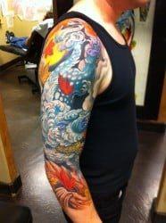 San Diego Tattoo Artist Aaron Della Vedova 3