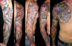 San Diego Tattoo Artist Aaron Della Vedova 4