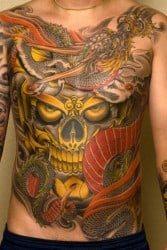 San Diego Tattoo Artist Bill Canales 1