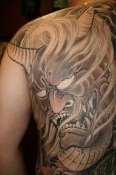San Diego Tattoo Artist Bill Canales 2