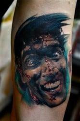 San Diego Tattoo Artist Chowdah Bowl 1