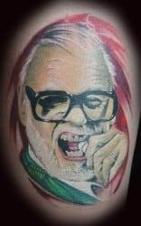 San Diego Tattoo Artist Chowdah Bowl 2