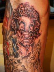 San Diego Tattoo Artist Droopy 2