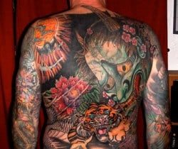 San Diego Tattoo Artist Fella 1