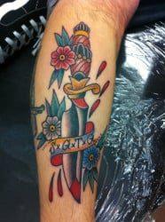 San Diego Tattoo Artist Jason Ross 1