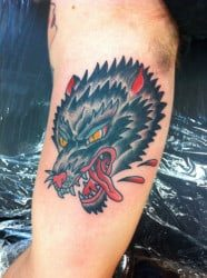 San Diego Tattoo Artist Jason Ross 2