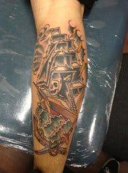 San Diego Tattoo Artist Jason Ross 4