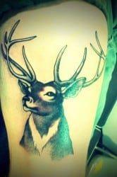 San Diego Tattoo Artist Rob Benavides 1